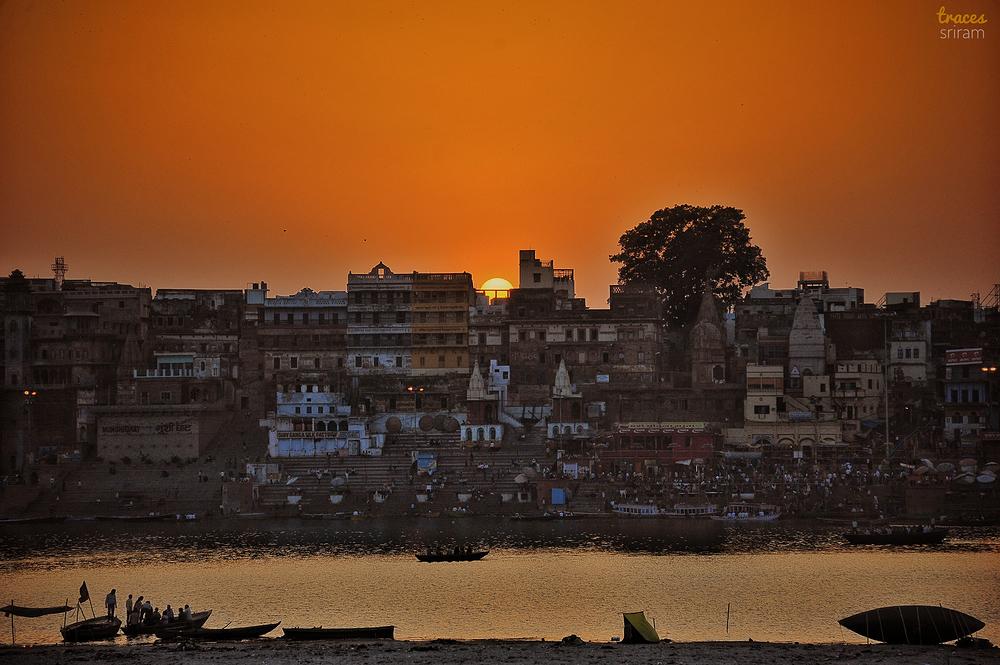 The Kashi dusk
