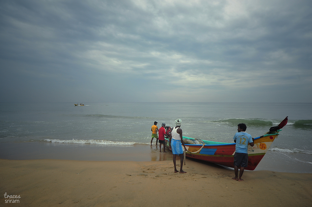 Into the Bay of Bengal