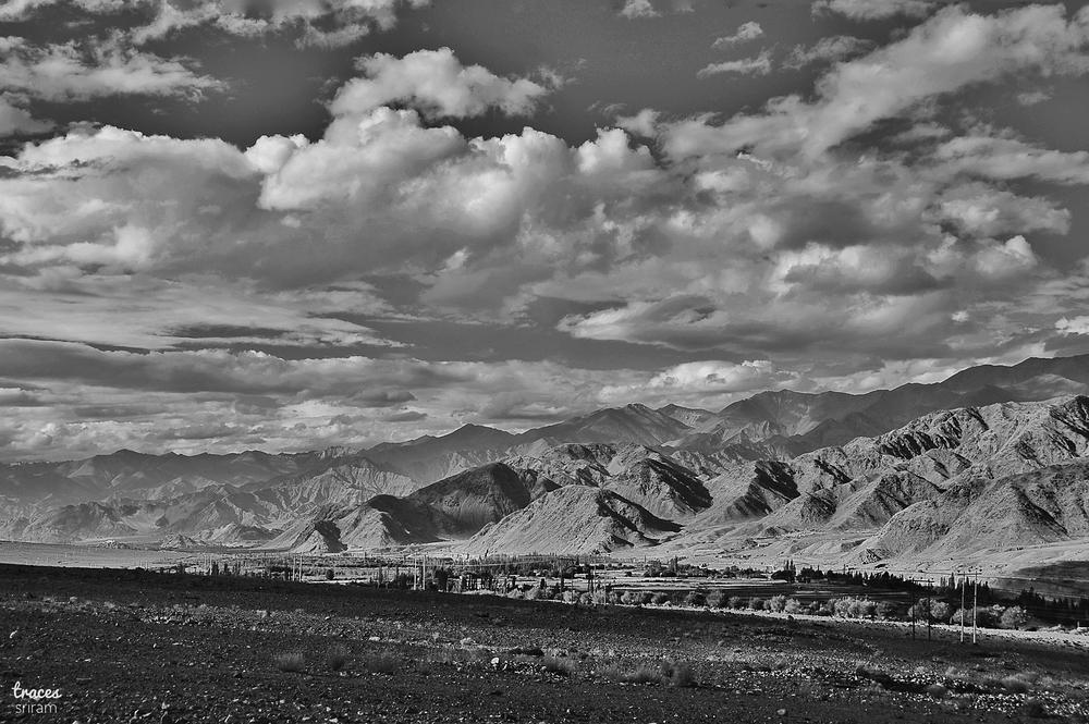 Ladakhian landscapes