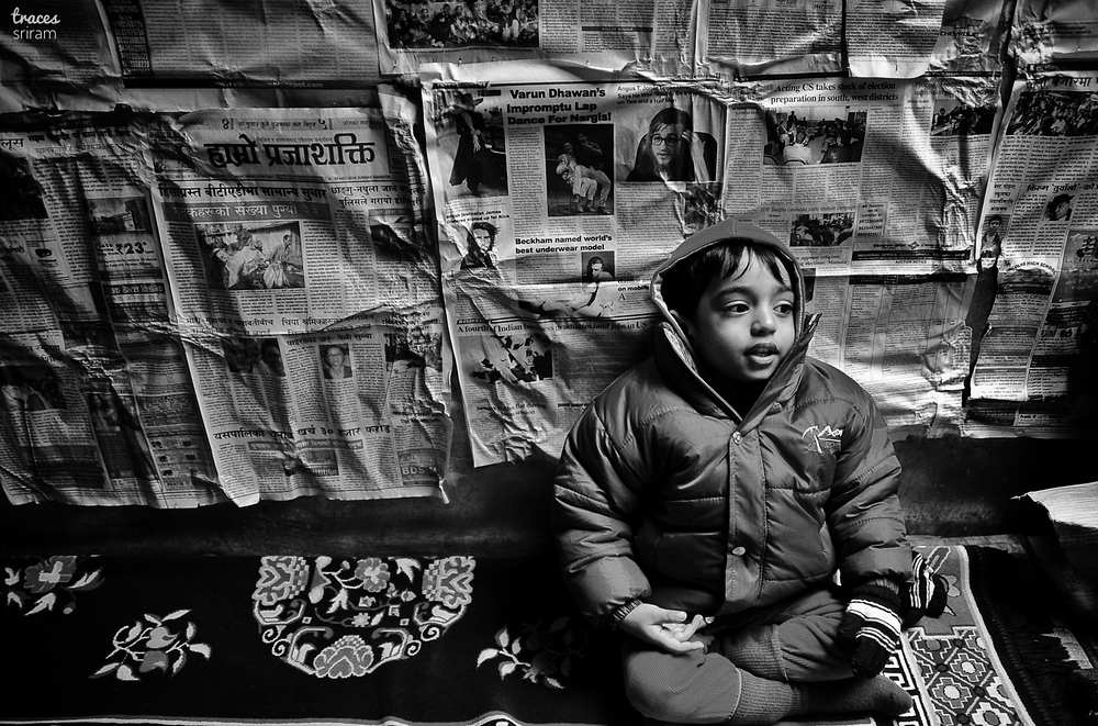 Little journalist