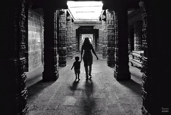 Inside Shiva's chamber