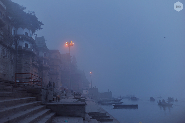 Varanasi morning
