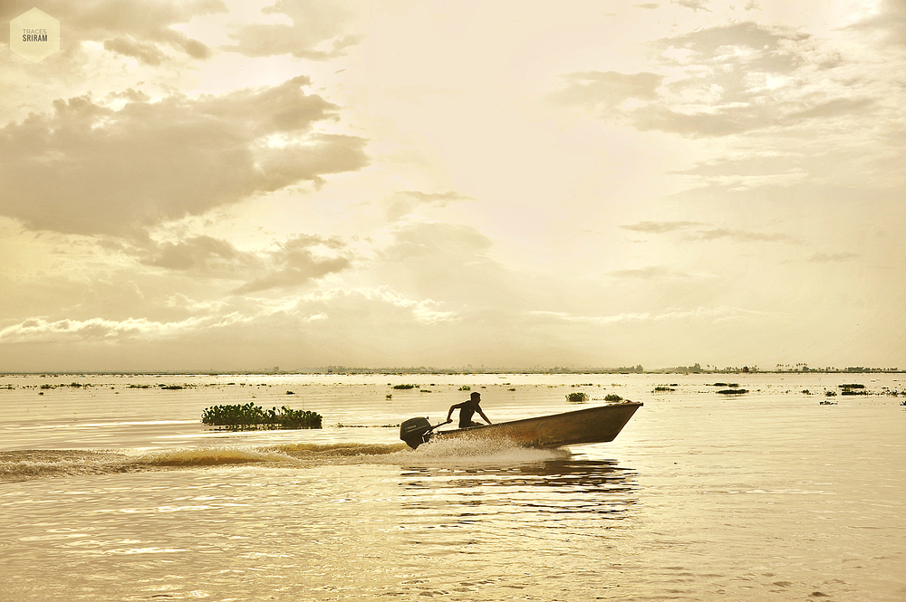 Speeding up the backwaters