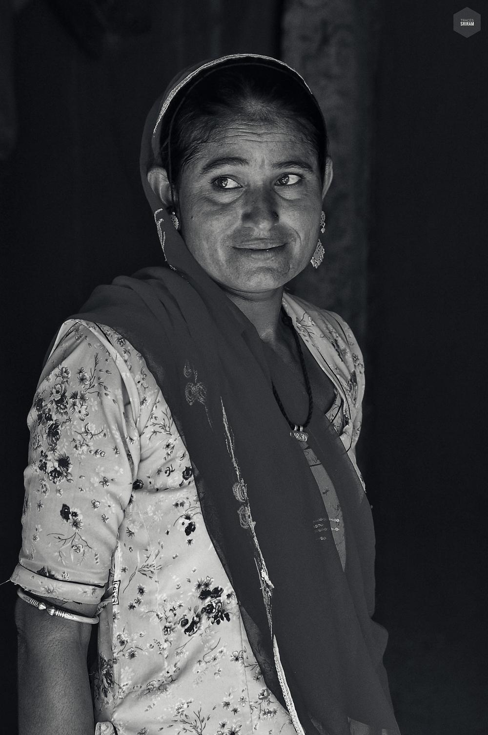 A Bishnoi Woman