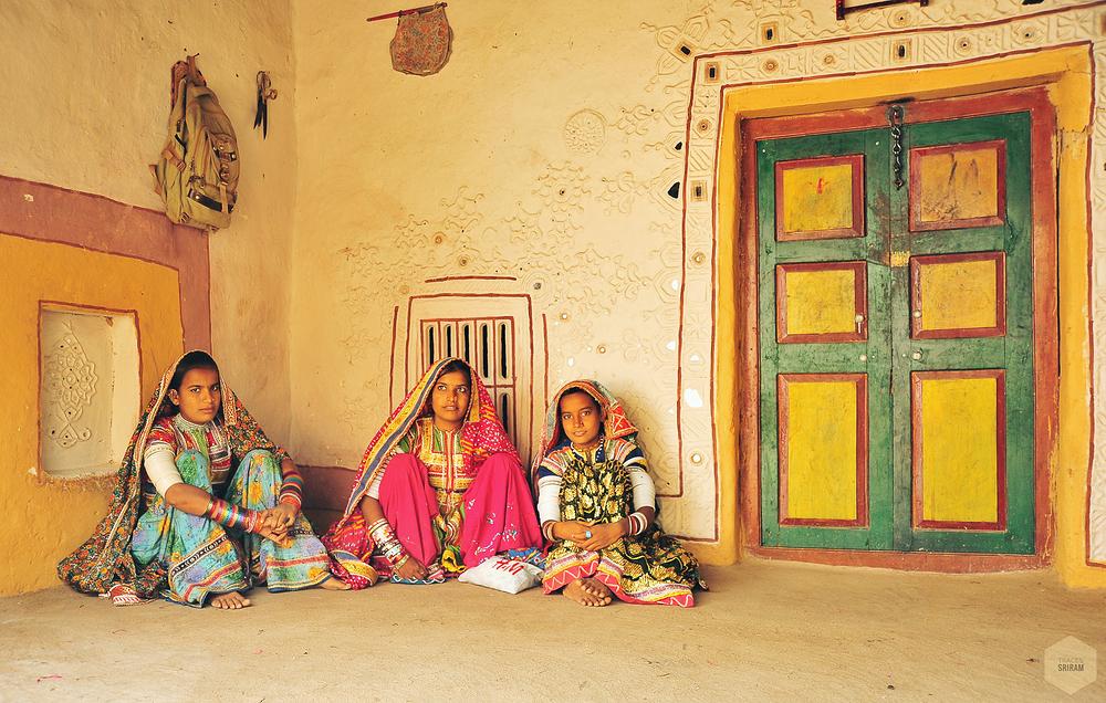 The 3 kutchi sisters