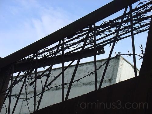 Заводський паркан [Factory fence]