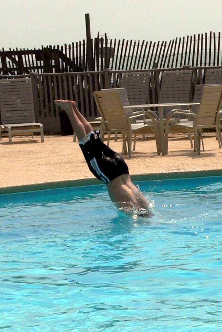 Taking a Dive