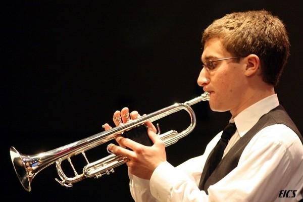 trumpet solo