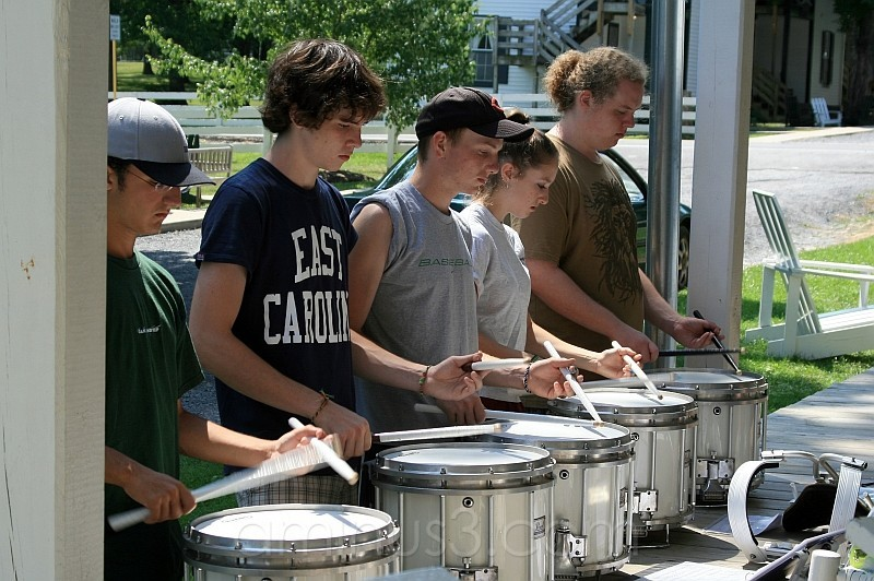 drumline sectional
