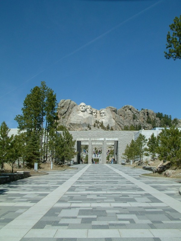 Mt. Rushmore South Dakota