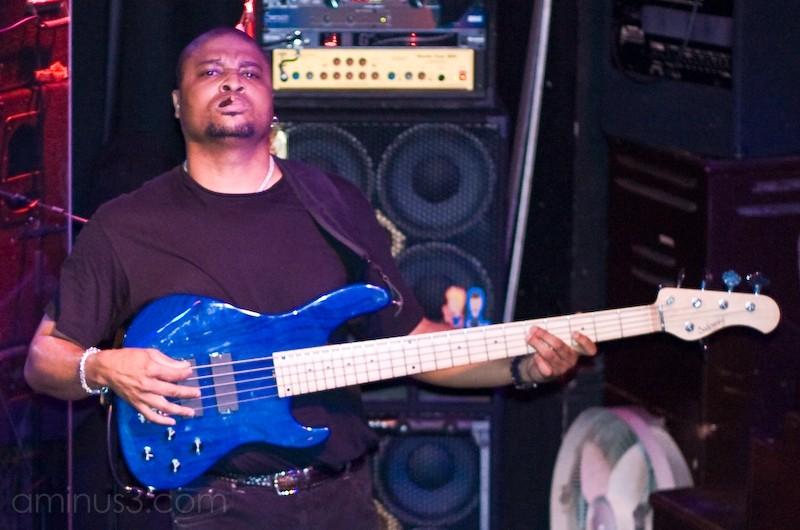 Bass Player w/Attitude