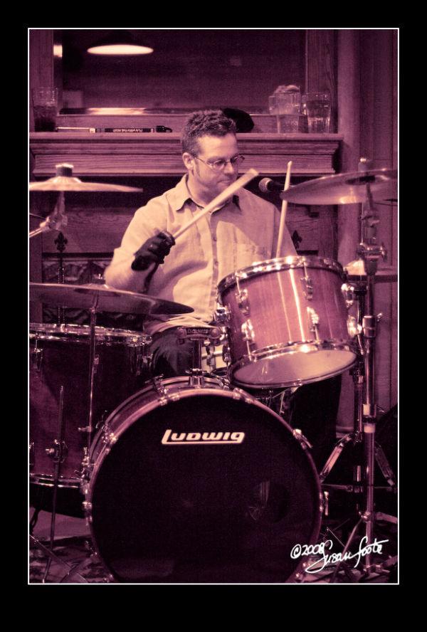 Purple Drummer Phase