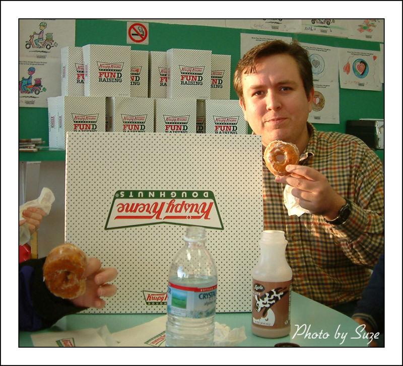 Krispy Kremes Make the World a Better Place