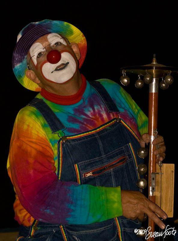 The Last Clown Sings