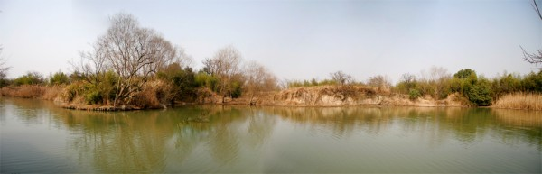 hang zhou, xixi wetland, panoramic