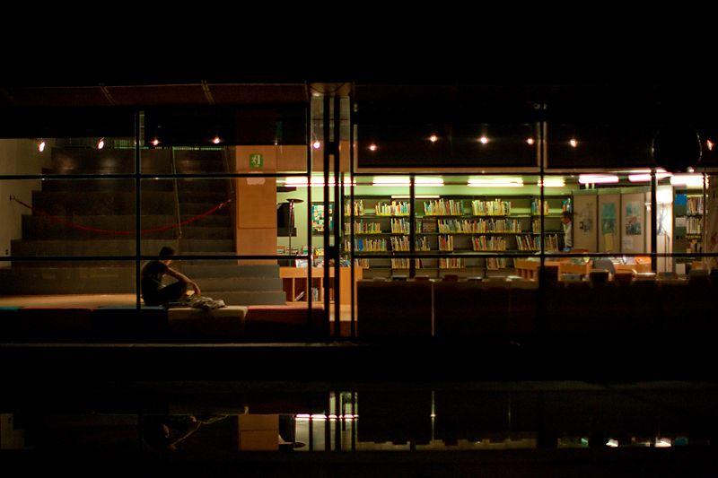 Joan Miro Library