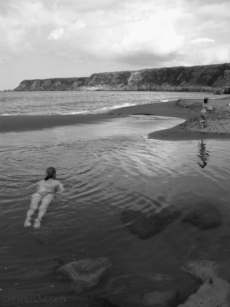 moinhos beach, S. Miguel - Azores