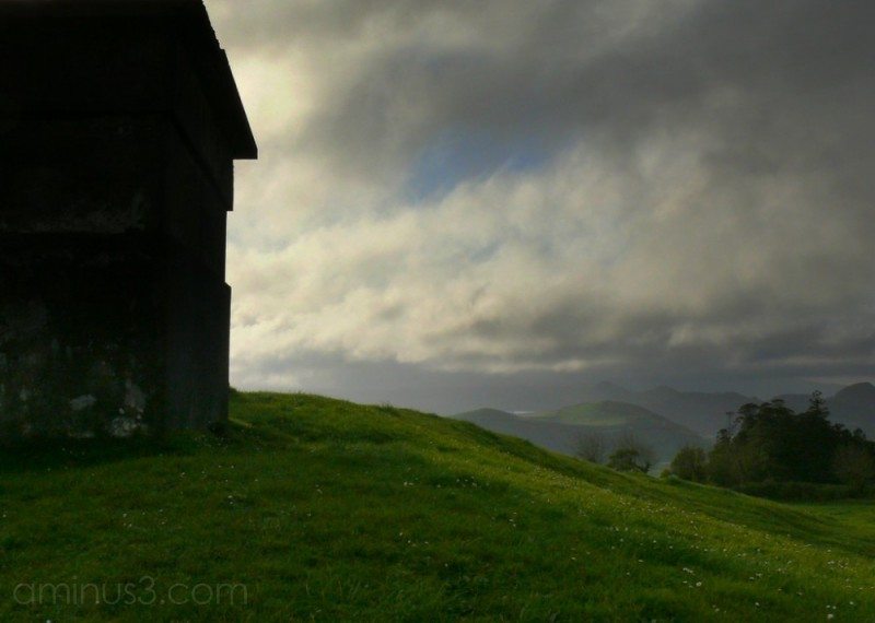Serra de água de pau, S. Miguel, Azores