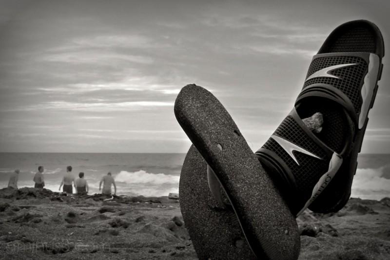 Populo beach - Ponta Delgada, Azores