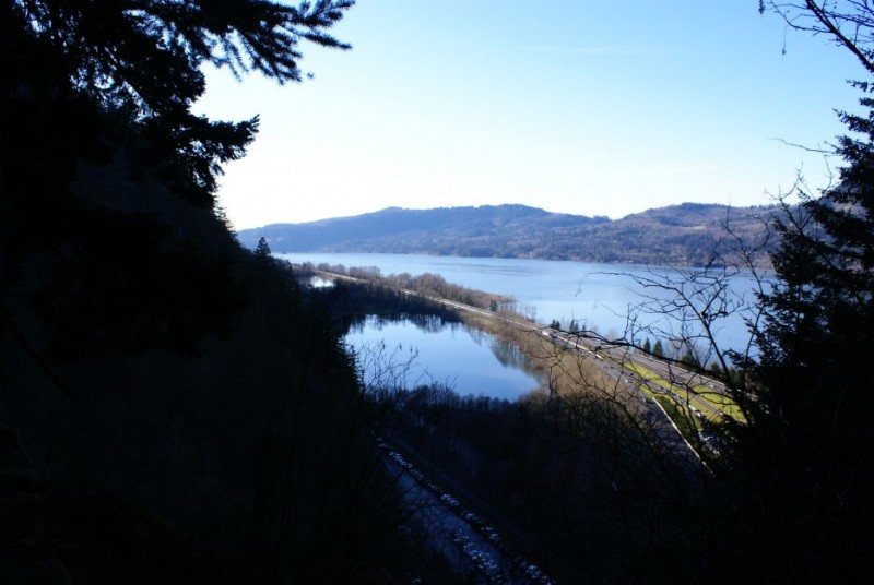 From Multnomah Trail