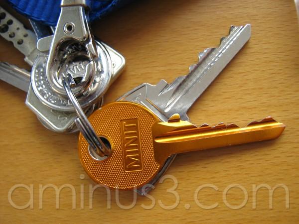 Chaves keys