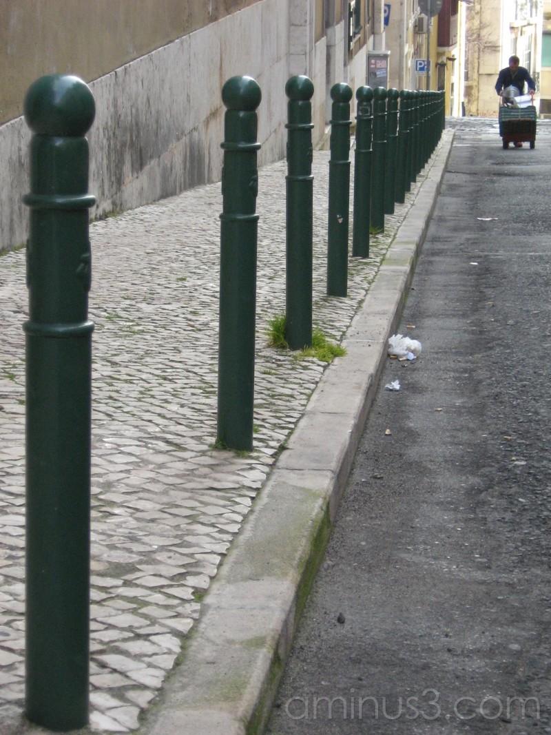 Rua Serpa Pinto