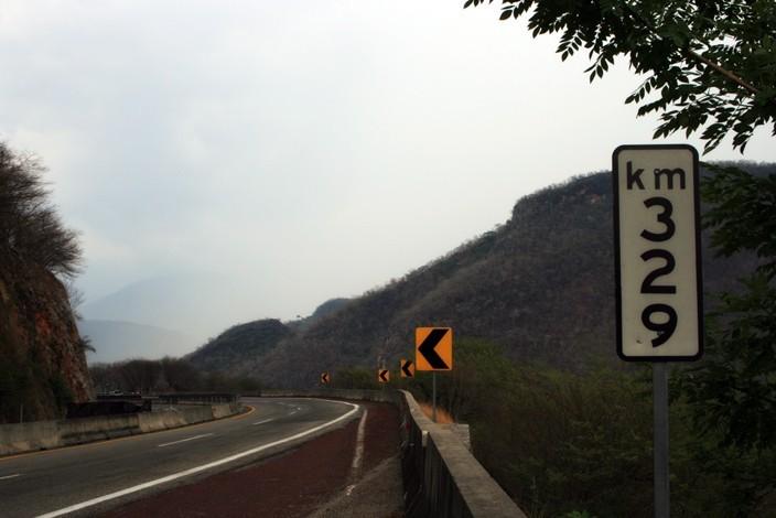 Acapulco - DF Highway