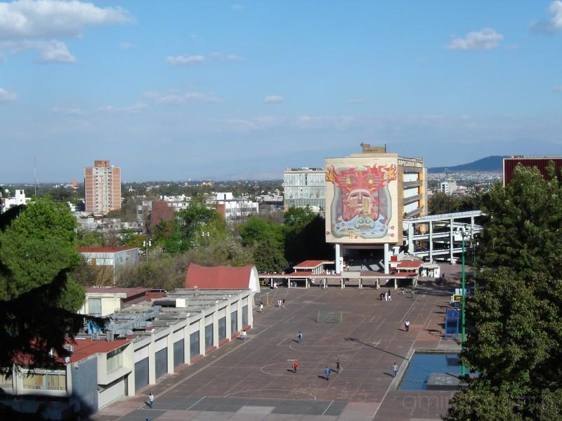 vista desde la torre 2