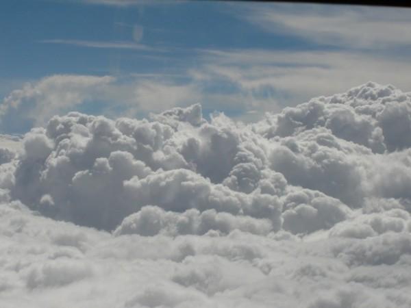 la ruta de las nubes