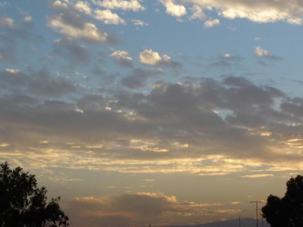 nubes matinales