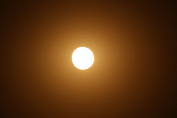 La luna más brillante de los últimos años
