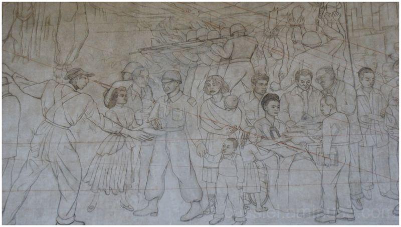 Boceto Para Un Mural De Diego Rivera 2 Art Amp Design Photos Cassiel 180 S Photoblog