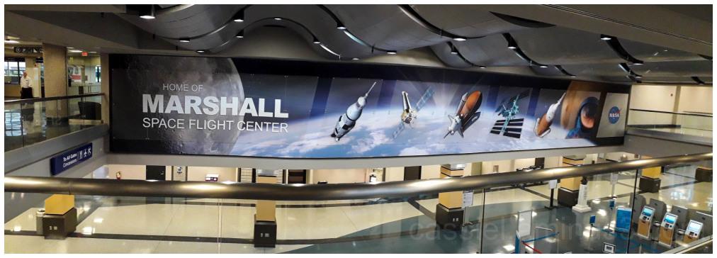 Huntsville Airport