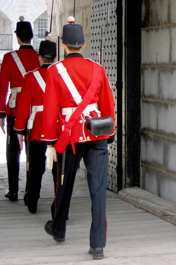 Fort Henry Guards