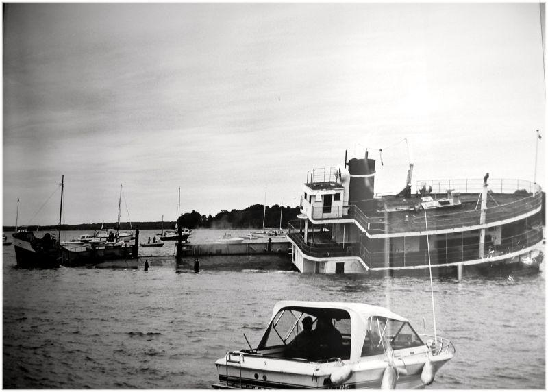 sinking of the Wolfe Islander