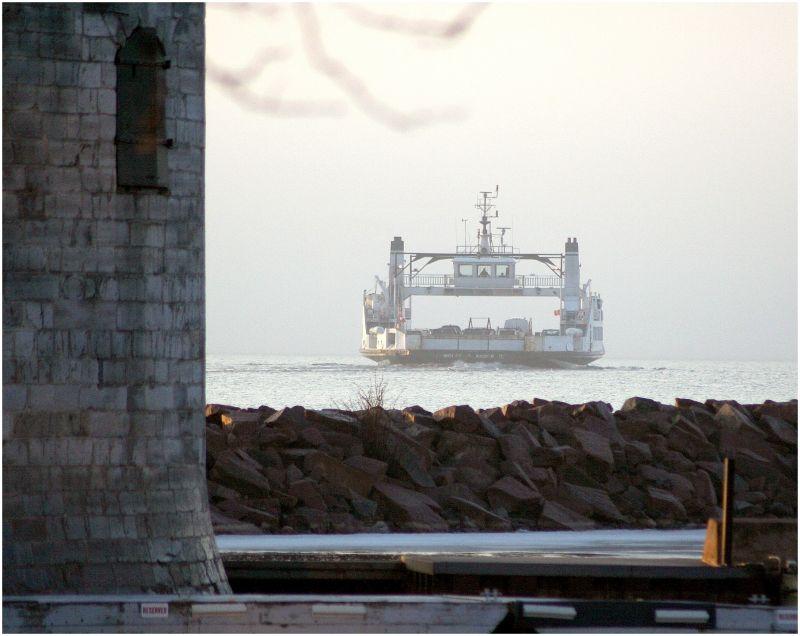 Wolfe Island Ferry