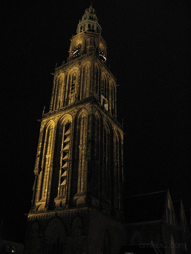 Night by the Tower