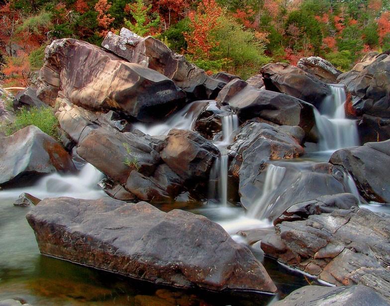 Cossatot Falls