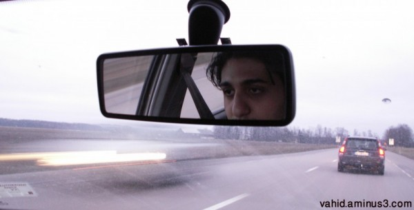 driver-in-mirror