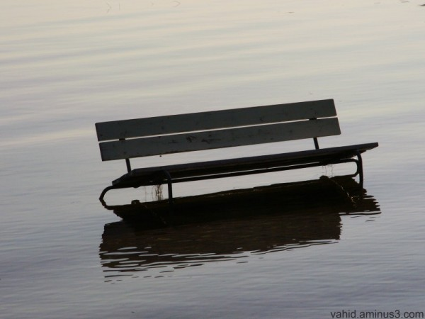 Lonely bench 2