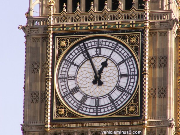 Big Ben - close up