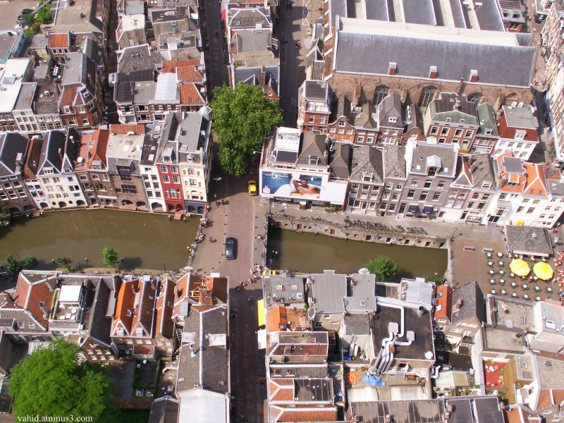 Utrecht from the top 1