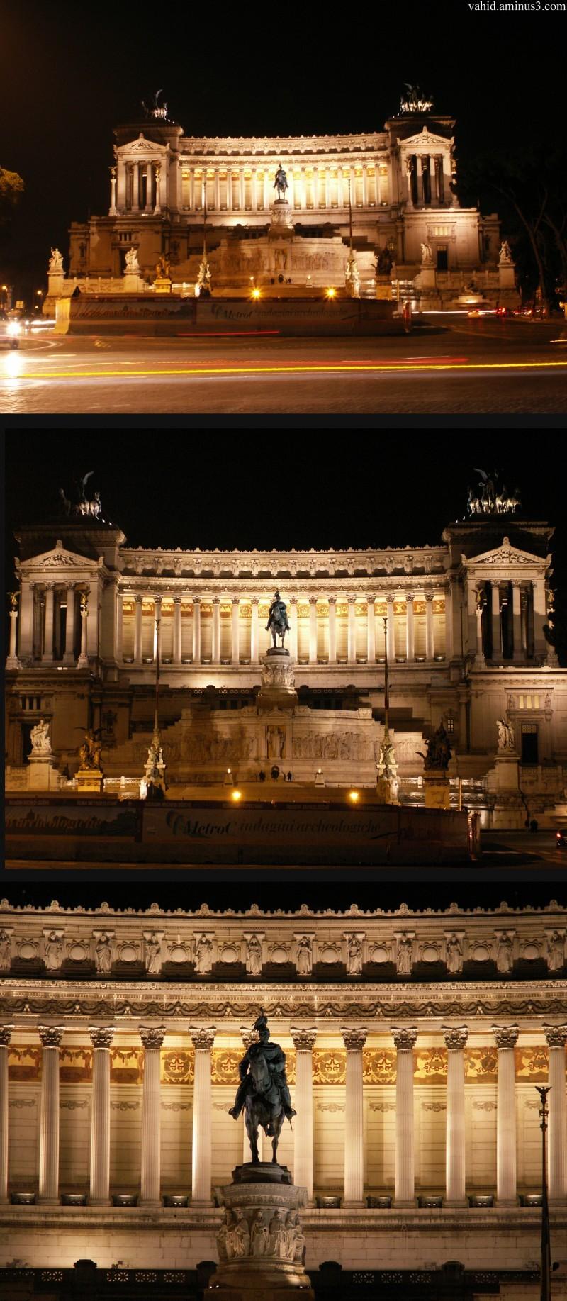 """Monument of Vittorio Emanuele II(The """"Vittoriano"""")"""