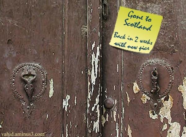 THE LAST KING OF SCOTLAND ;-)