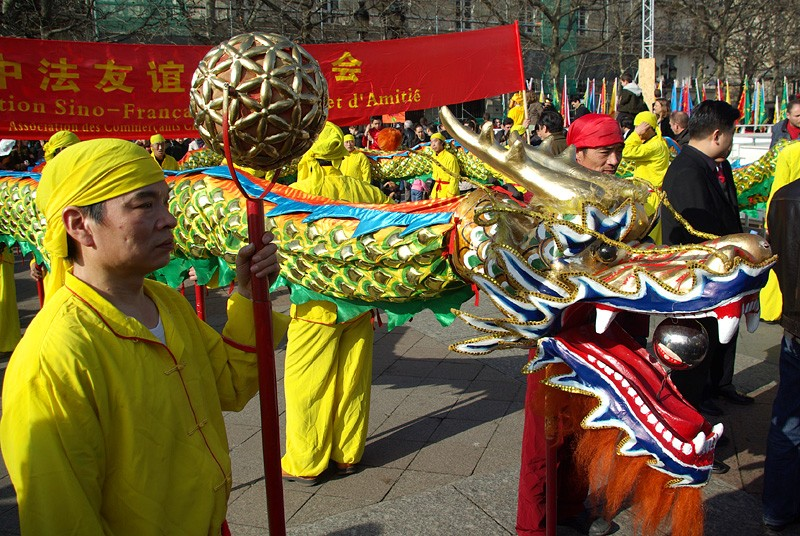 Nouvel an chinois, l
