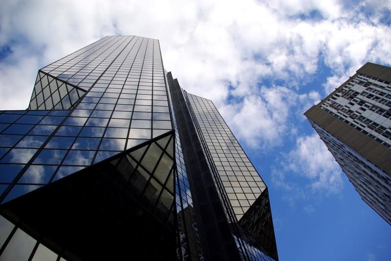 Immeuble Dexia à Paris 15e