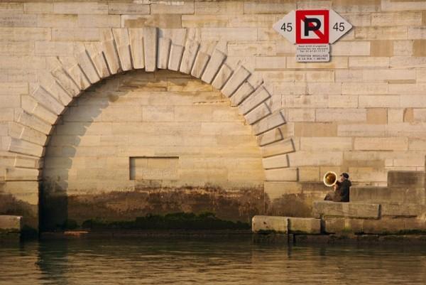 Répétition sur Seine