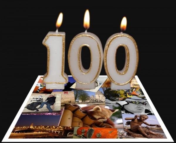 100e image du photoblog