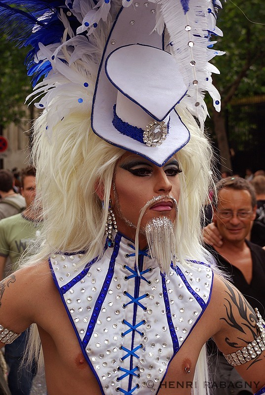 Gay Pride 2007 à Paris