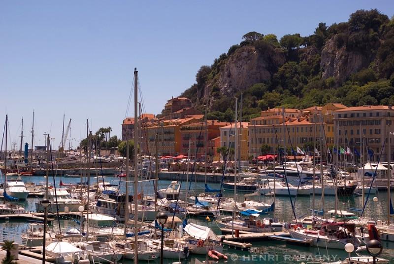 Nice, le vieux port